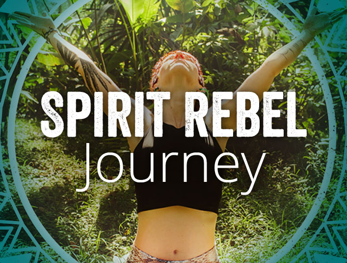 Spirit Rebel Journey